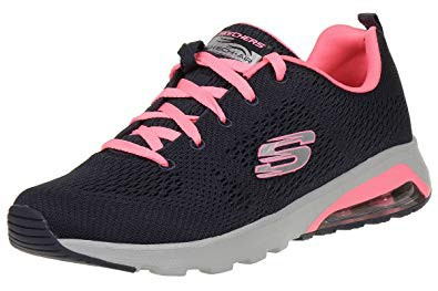 skechers air cooled memory foam damen