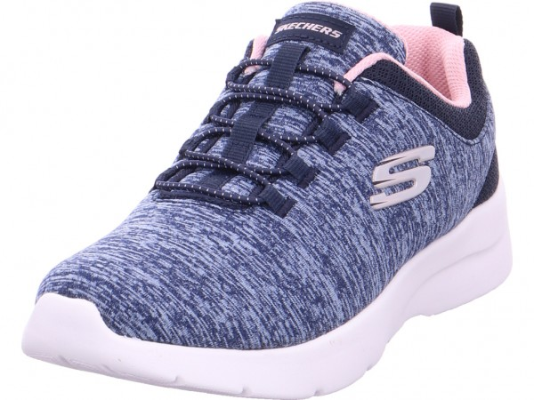 skechers damen blau